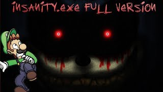 INSANITY.EXE [FULL VERSION] - THE BIRTH OF THE TAILS DOLL