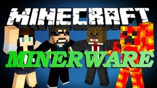 getlinkyoutube.com-INSANITY Minecraft MinerWare Minigame w/ SSundee, TBNRFrags and AshleyMarieeGaming