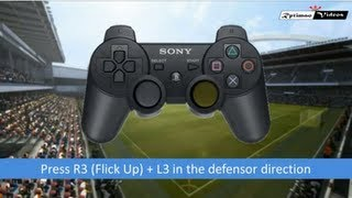getlinkyoutube.com-PES 2013 - New Skills Tutorial (PS3) / Novos dribles [HD]