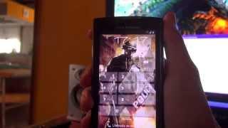 getlinkyoutube.com-Instalar Android 4.1 En Xperia X10