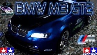 getlinkyoutube.com-Tamiya BMW M3 GT2 [Dark☆Blue☆Project]