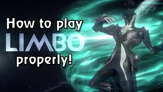 getlinkyoutube.com-How to play Limbo properly in Warframe!