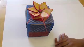 Art and Craft : Explosion Box