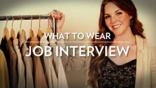 getlinkyoutube.com-How to Dress For Every Job Interview!