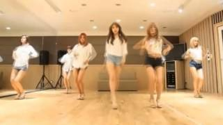 getlinkyoutube.com-AOA 'Confused' mirrored Dance Practice