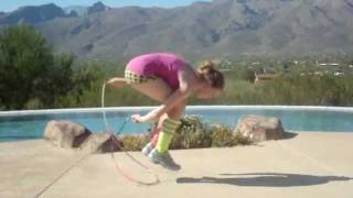 getlinkyoutube.com-30 Jump Rope Tricks You Can Learn