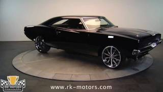 getlinkyoutube.com-131948 / 1968 Dodge Charger Pro-Touring