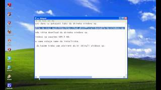 getlinkyoutube.com-kako skinuti windows xp