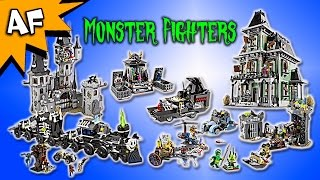 getlinkyoutube.com-Every Lego MONSTER FIGHTERS Set - Complete Collection!