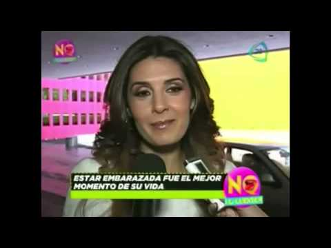 Mayrín Villanueva no planea tener otro hijo con Eduardo Santamarina