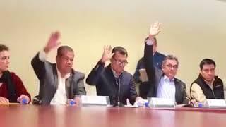 """""""ningún oaxaqueño seguirá viviendo a la intemperie"""": Samuel Gurrión"""