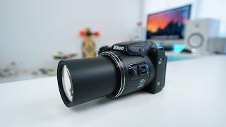 getlinkyoutube.com-Nikon B500 REVIEW - BEST Superzoom Camera 2016