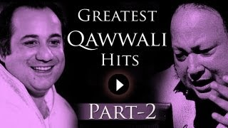 getlinkyoutube.com-Greatest Qawwali Hits Songs - Part 2 - Nusrat Fateh Ali Khan - Rahat Fateh Ali Khan