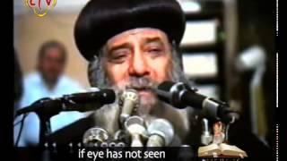 getlinkyoutube.com-ما لم تراه عين عظه للبابا شنوده الثالث عظه هامه جدا - Pope Shenouda III - What no eye has seen