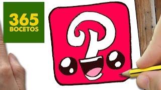 getlinkyoutube.com-COMO DIBUJAR A LOGO POLINESIOS KAWAII PASO A PASO - Dibujos kawaii faciles - draw Logo Polinesios