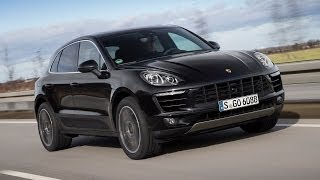getlinkyoutube.com-Porsche Macan Turbo tested on track - Is this the new SUV benchmark?