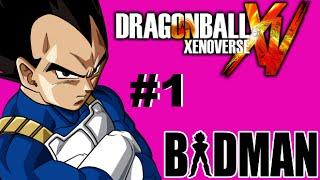 getlinkyoutube.com-Vegeta Plays Dragonball Xenoverse Part 1