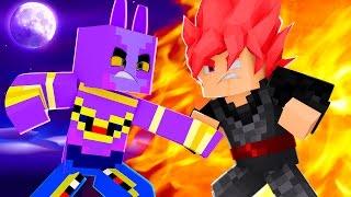 getlinkyoutube.com-Minecraft: DRAGON BLOCK C  - SAYAJIN DEUS  ‹ Ine ›