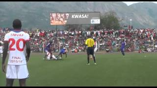 SMVAF Finals Highlights 13 March 2016 Mbabane Swallows F.C. Vs Royal Leopard F.C.