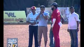 getlinkyoutube.com-Seg 2 - Raj Cup special - 02 Nov 11 - Shivanna team champions - Kirick moments