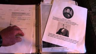 getlinkyoutube.com-The FBI Forensics Exam of Booth's Diary, Don Thomas