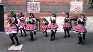 getlinkyoutube.com-Amai Himawari 『甘いひまわり』- ニャーKB - アイドルはウーニャニャの件
