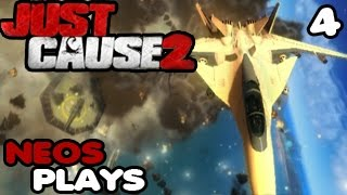getlinkyoutube.com-First Person Chaos! (Mods) Just Cause 2 #4   Neos Plays
