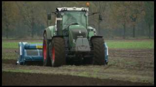Imants with Fendt 936, 57 SERIE 4,5MTR