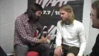 getlinkyoutube.com-WAAF's Mike Hsu with Foo Fighters Dave Grohl