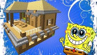 getlinkyoutube.com-Как построить красивый дом в minecraft ?
