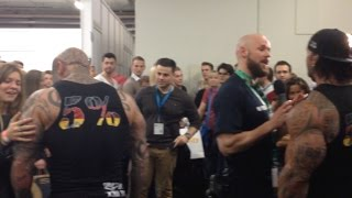 getlinkyoutube.com-KILLING IT AT FIBO 2015 - Rich Piana