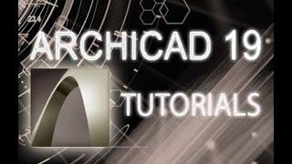 getlinkyoutube.com-ArchiCAD 19 - Tutorial for Beginners [COMPLETE]*