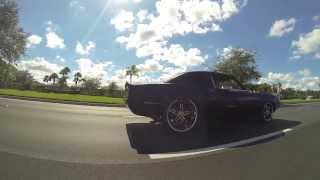 getlinkyoutube.com-Chevy 69 Camaro bagged, air ride prostreet LS Motor