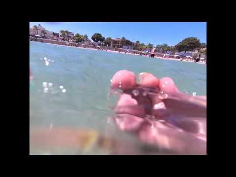 Находки с пляжного копа в Турции