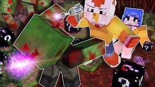 getlinkyoutube.com-총든 좀비가 나타났다..!!! FPS마인크래프트 시작이다.. (럭키블럭 배틀 마인크래프트) [태경]