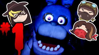 getlinkyoutube.com-Five Nights at Freddy's: WHERE'S THE DUCK!?! - PART 1 - Steam Train