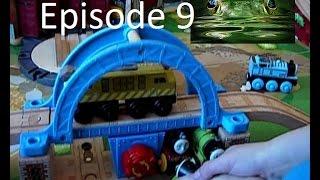 getlinkyoutube.com-Thomas The Tank Engine - Episode 9 - Diesel 10 Goes Cruising