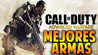 getlinkyoutube.com-COD Advanced Warfare - Las Mejores Armas del Juego - Analisis Call Of Duty Advanced Warfare