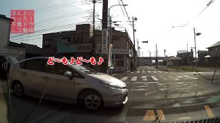 getlinkyoutube.com-その21 おばちゃんプリウスの華麗なるドラテク【ドライブレコーダー/日本】