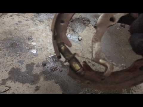 Замена заднего подшибника ступицы хонда црв 2 фильм 1
