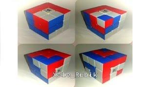 getlinkyoutube.com-4 patrones para cubo de rubik 3x3x3 ( primera parte )