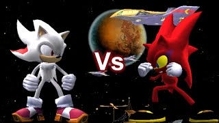 getlinkyoutube.com-SSBB Modded Wii U Battles: Hyper Shadic Vs Perfect Nazo