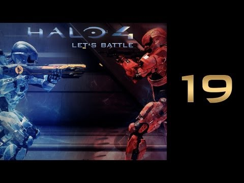 Let's Battle Halo 4 (HD/Deutsch) - Part 18 - Infinity Showdown (Kleine Teams)