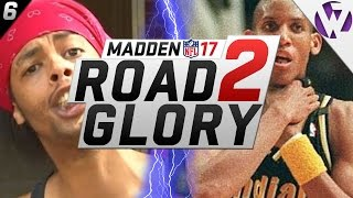 THE BIGGEST CHOKE EVER!! MADDEN 17 ROAD TO GLORY #6 - MADDEN 17 RTG