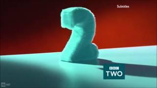 BBC two Dog ident 2015