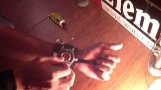 the amazing spider man web shooter replica tutorial (MPVE)