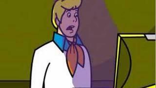 getlinkyoutube.com-Scooby Doo Vs. A Ghost Or Something....
