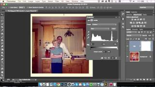 getlinkyoutube.com-The Easy Way to Fix Color in Old Photos in Photoshop