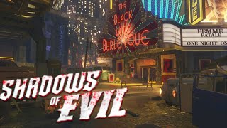 getlinkyoutube.com-Ultimate Guide to 'Shadows of Evil' - Walkthrough, Tutorial, All Buildables (Black Ops 3 Zombies)