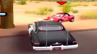 CARS - Sheriff's Hot Pursuit | Disney / Pixar | Movie Game | Walkthrough #10 | *PC GAME*